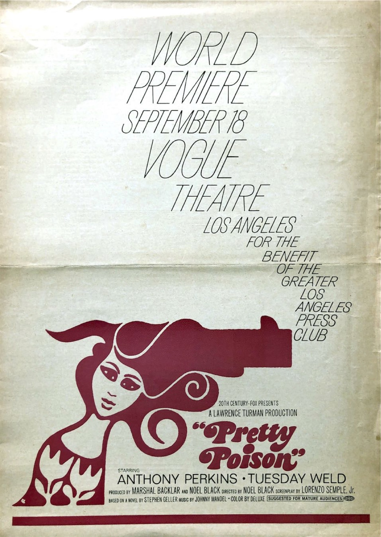 Pretty Poison The Movie